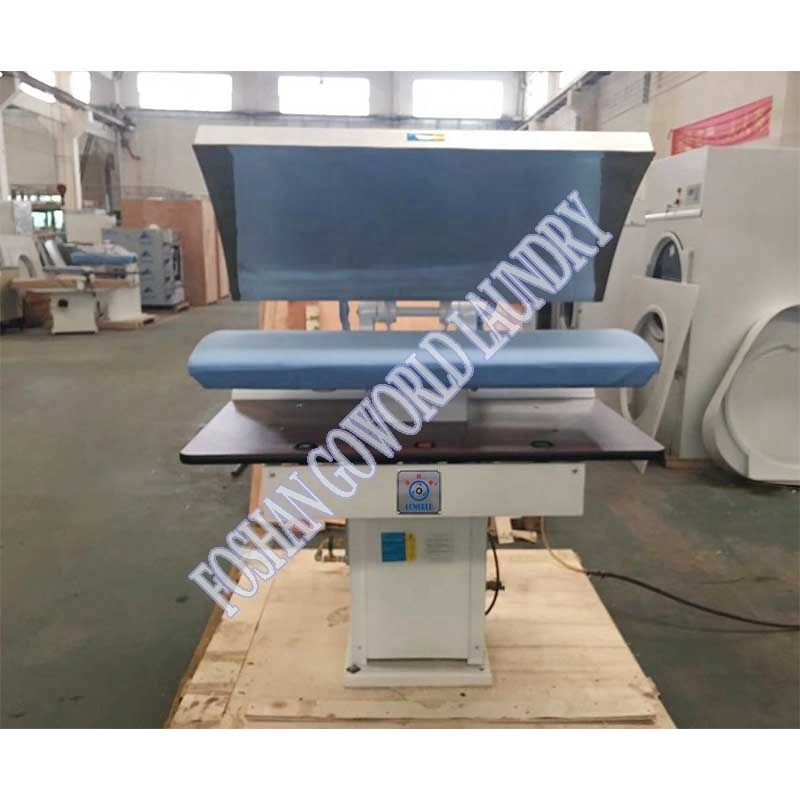 Goworld WJ type should back pressing machine-laundry equipment supplier