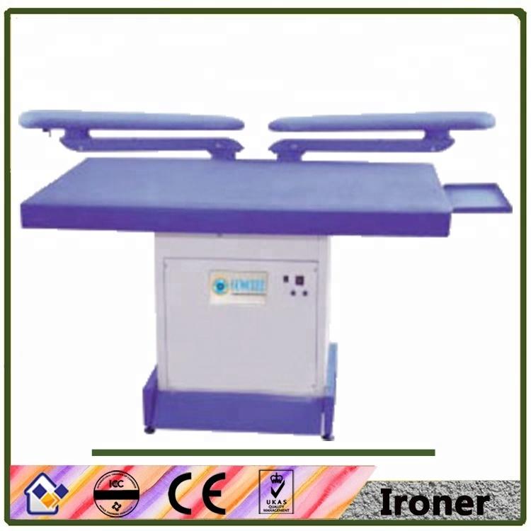 laundry machine-manual control steam press machine