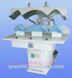 laundry press,laundry ironing steam press machine