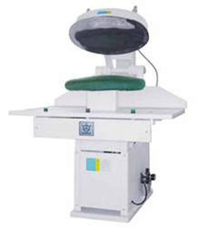 laundry steam press machine,mushroom shape design