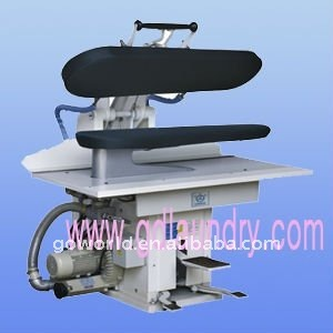Universal steam ironing press machine-thick or thin cloth