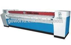 flat ironer Roller style laundry machine