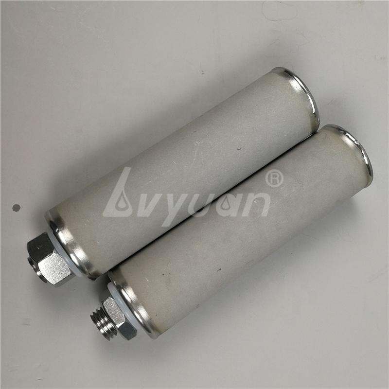 Reusable 40 inch Titanium Filter Cartridge for water filter housing