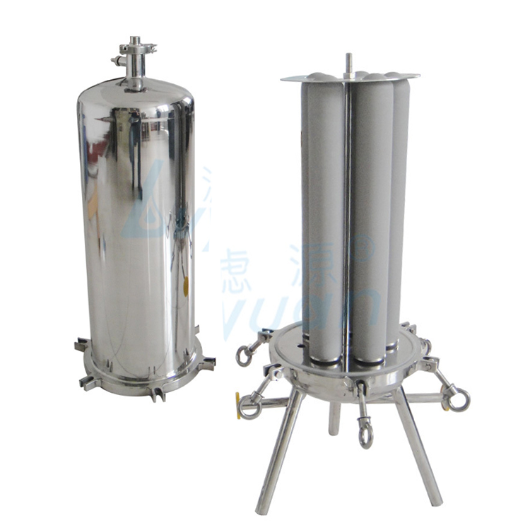 Factory Manufacture titanium water filter cartridgetitanium filter housing