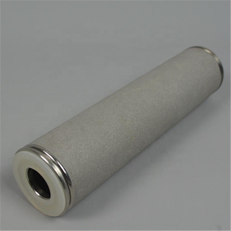 Porous Sintered Titanium Water Filter Cartridge for Sale
