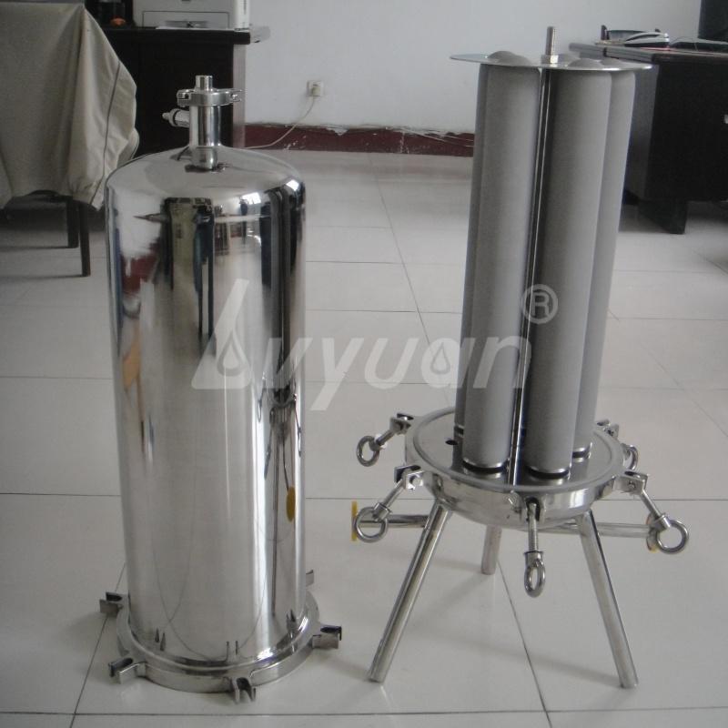 Reusable 40 inch Titanium Filter Cartridge for water filter housing