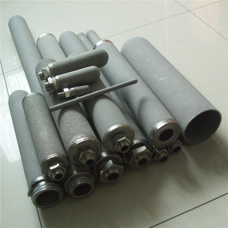 Manufacturer Industrial Micropore Titanium microporous filters with DOE M20 M30 M42 222 226 code