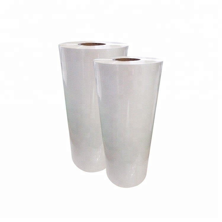 20Mic Anti-scratch BOPP Hot Lamination Film Used For Printing And Lamination