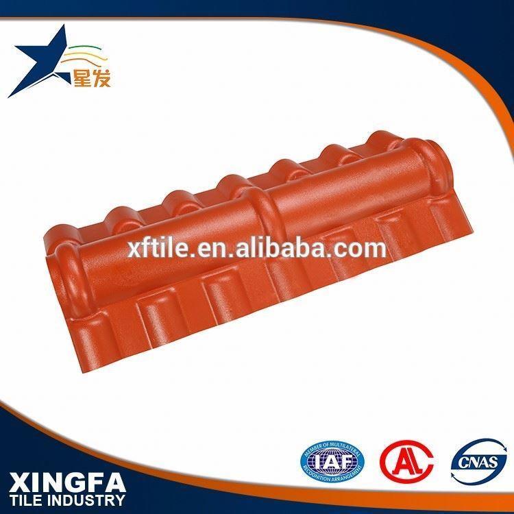 Good sound insulation roofing ridge