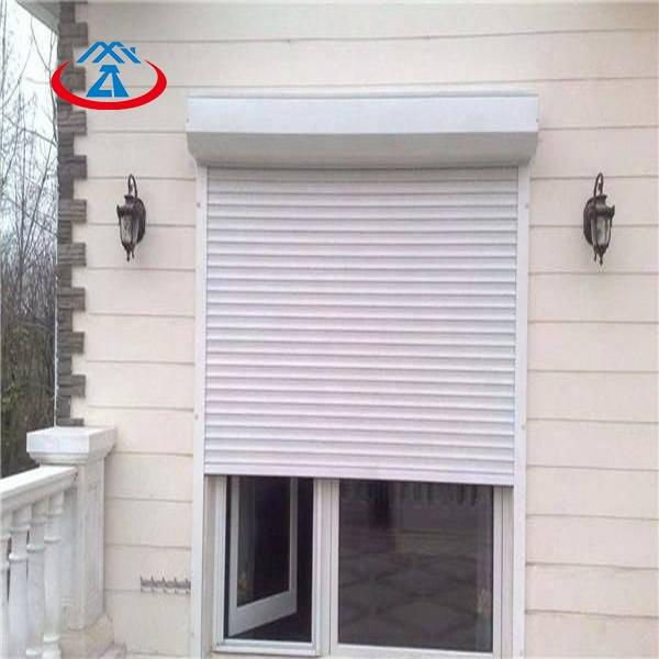 Electric automatic Aluminum awningRollerShutter roll up windows