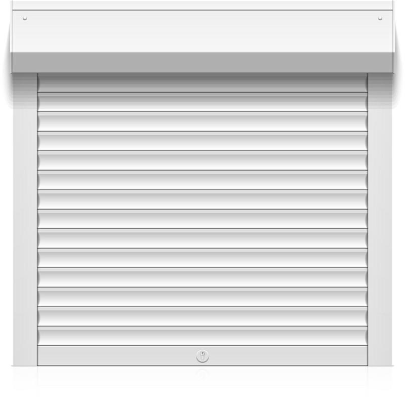 Aluminum rolling door machine for rolling shutter door motor rolling door shutter
