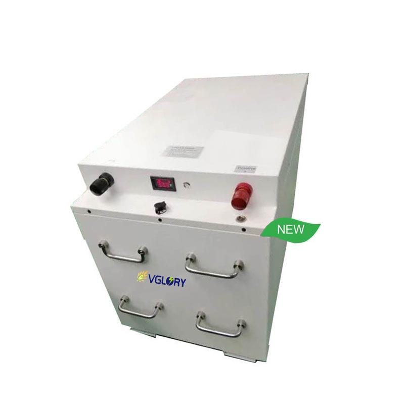 Wholesale China Anti short circuit 48v lithium ion battery 300ah