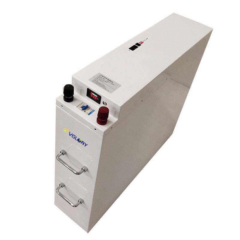 Full BMS Protection rechargeable 200ah 12v 24v 48v lithium solar battery