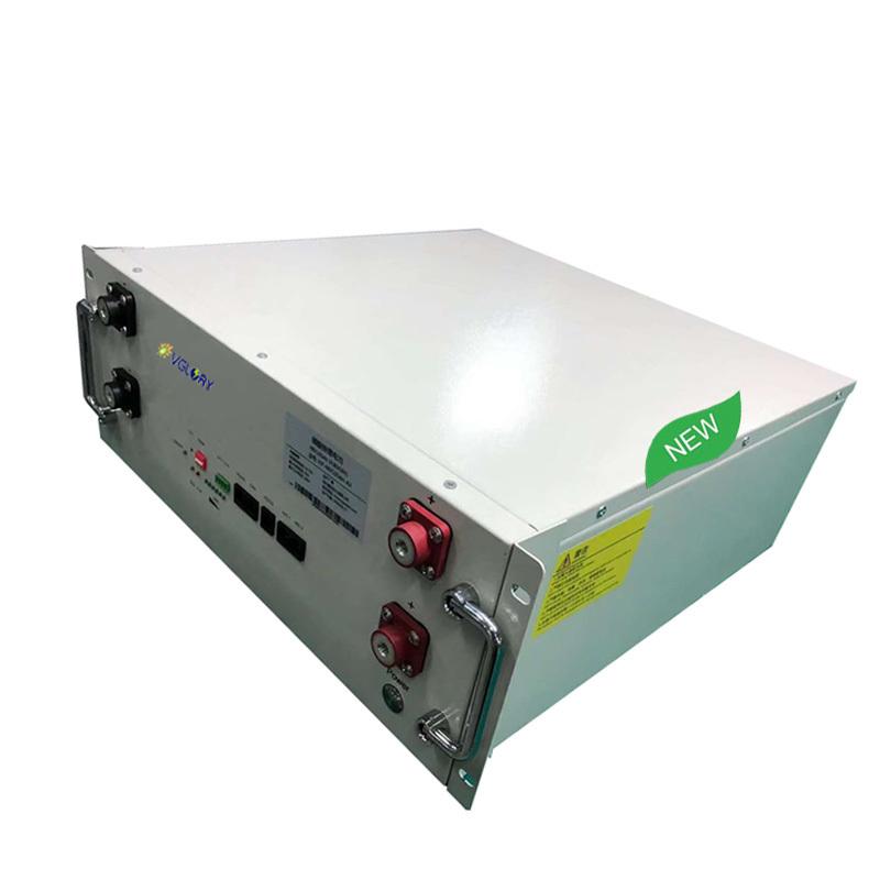 ShenZhen Factory Light in weight lithium battery for solar storage 48v 120ah