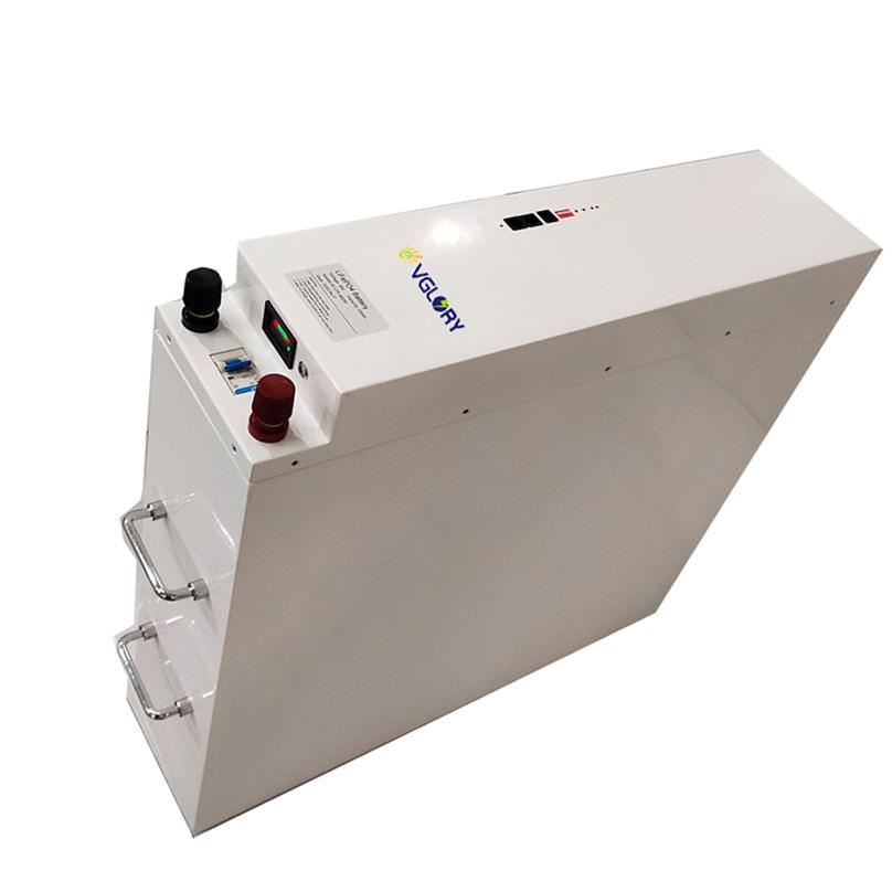 With BMS balancing system 12v 200ah solar battery lithium 48v