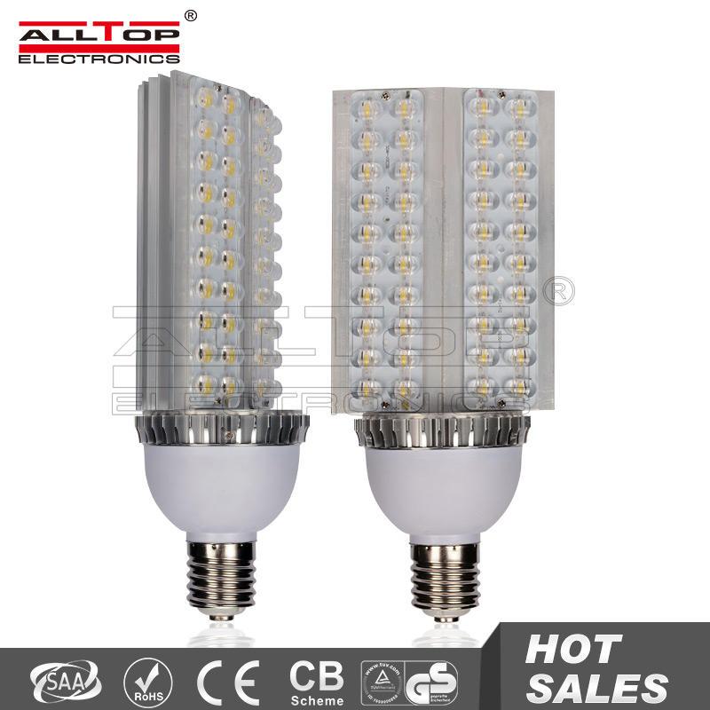 30w 40w 50w e27 e40 cob led corn street light price
