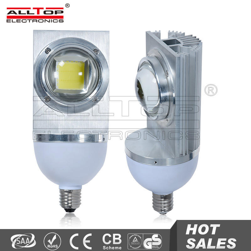 Waterproof bridgelux cob 20w e27 led street bulb lighting