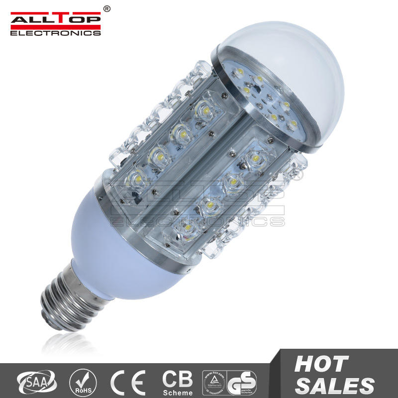 IP67 waterproof brigelux cob e40 28w led street lighting bulb