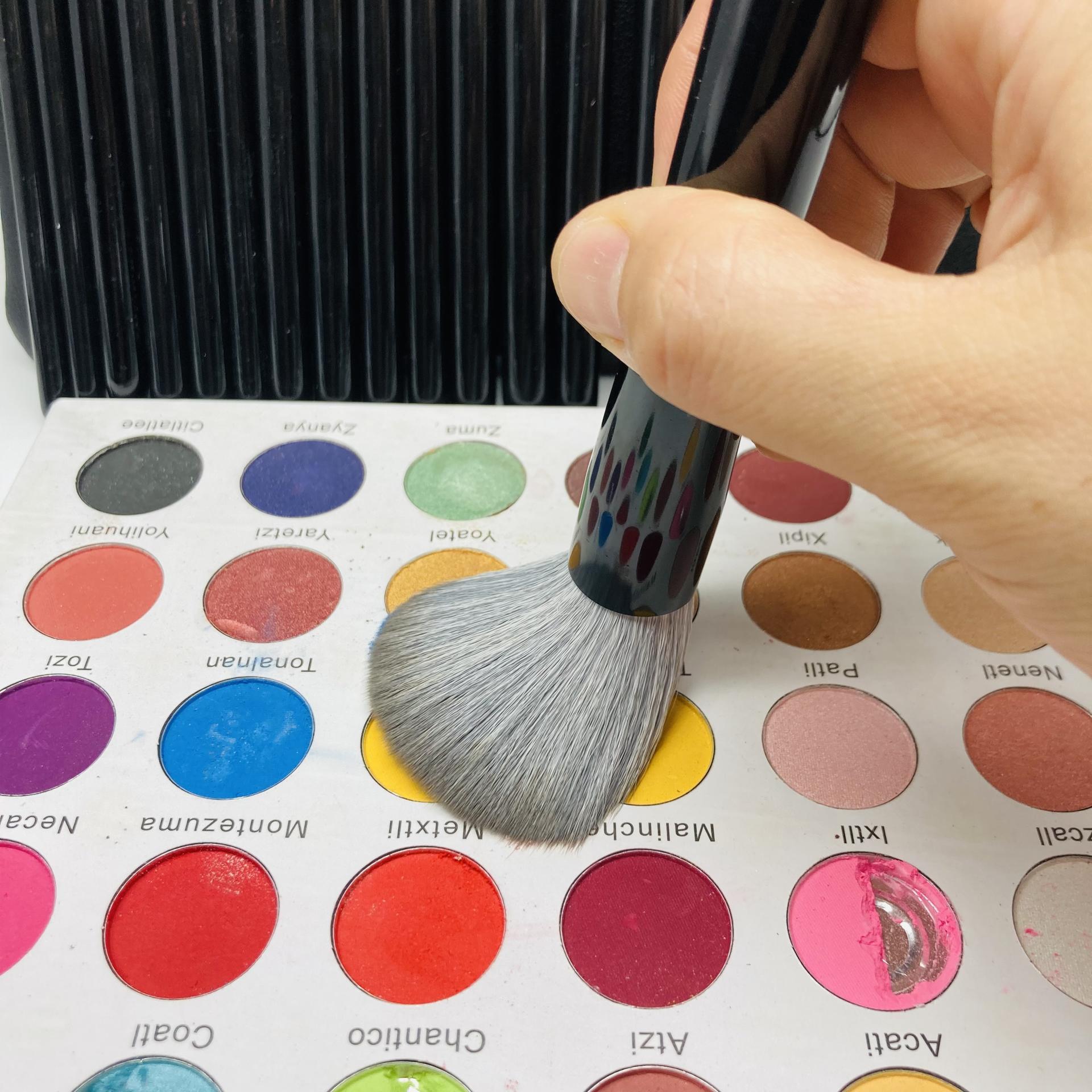 Free makeup samples cute pinceaux de maquillage make-up professional makeup brushes set