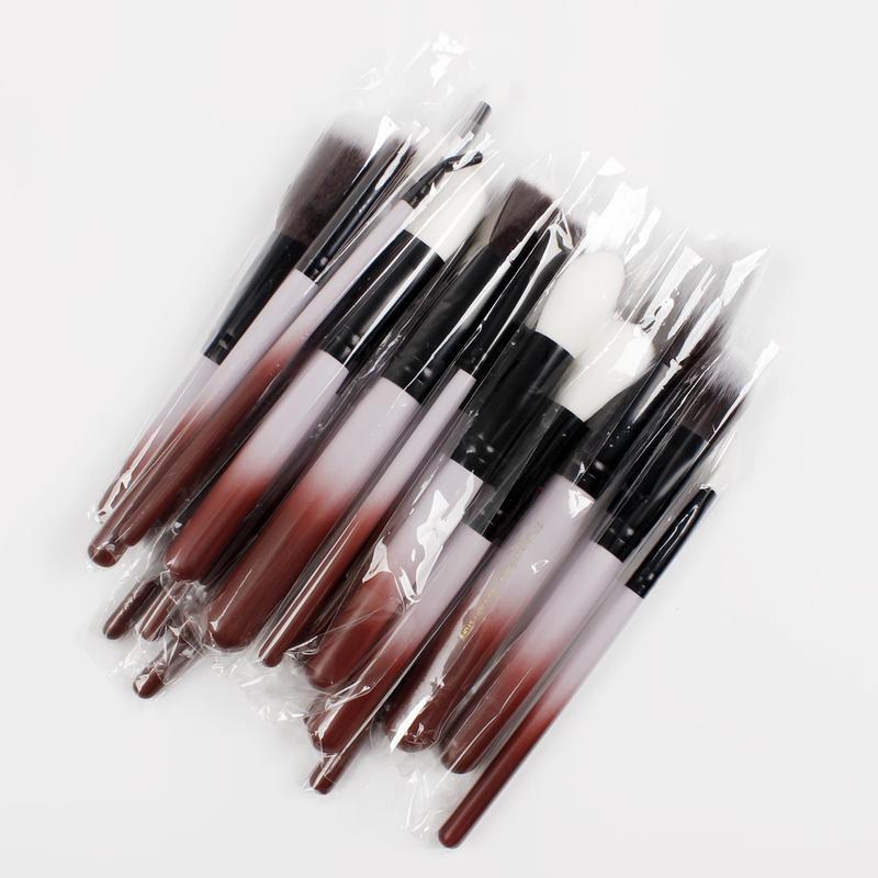 Suprabeauty latest design 18pcs set eye makeup brushes set eye shadow brushes beauty tools hot sale