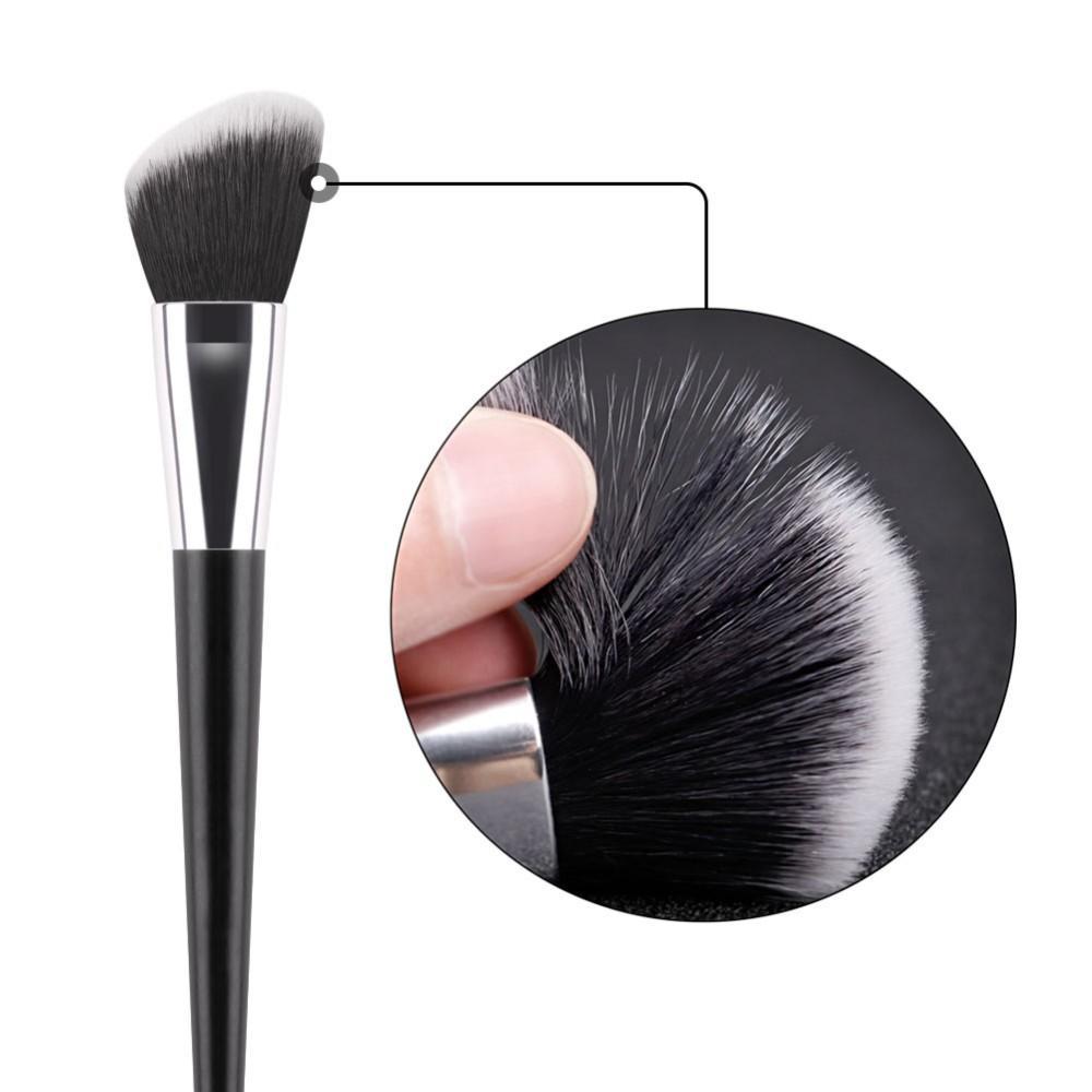 Wholesale Custom Logo Goat Hair Professional Private Label makeup brush