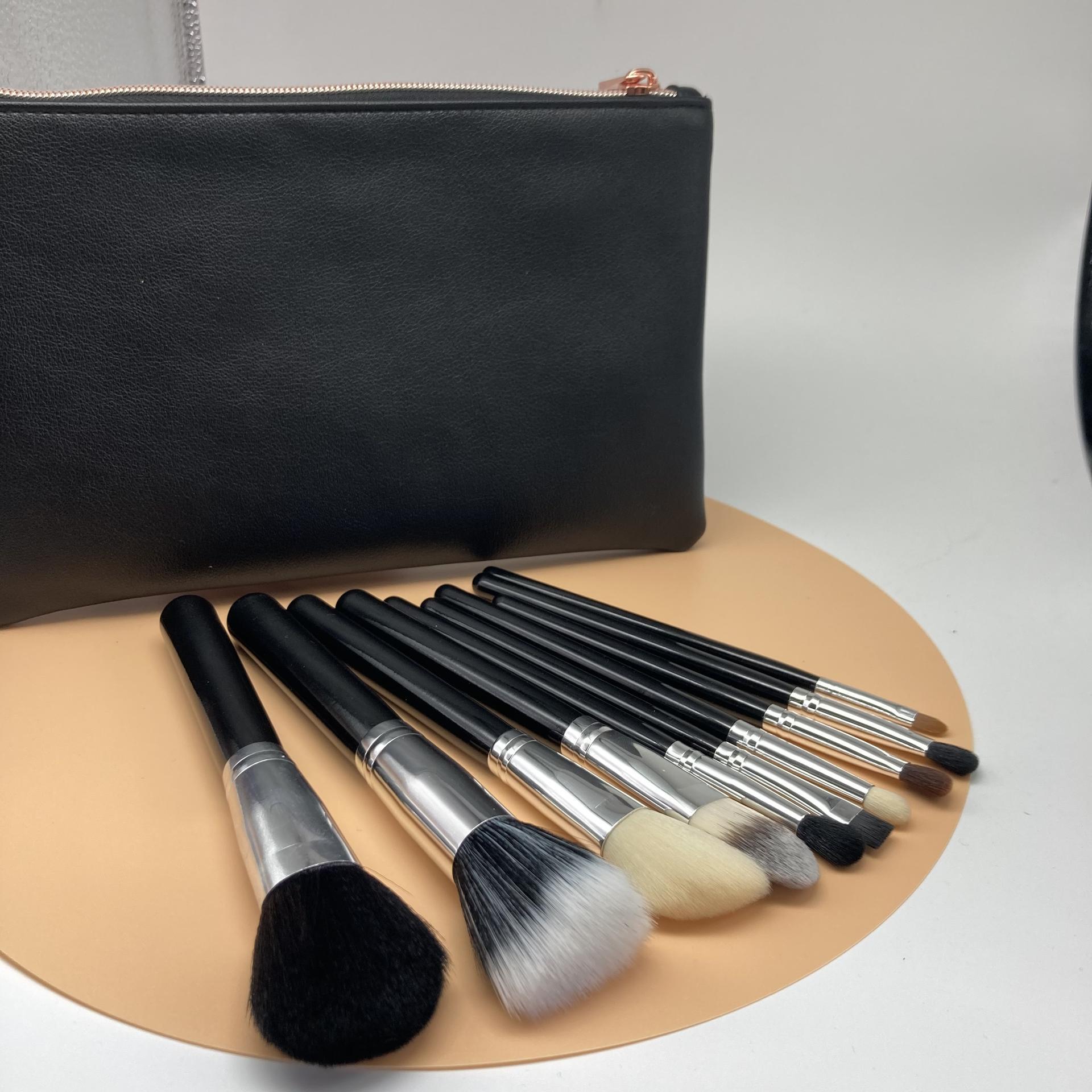 Brush set makeup kit 10pcs suprabeautyprivate label makeup brushes set custom makeup brush