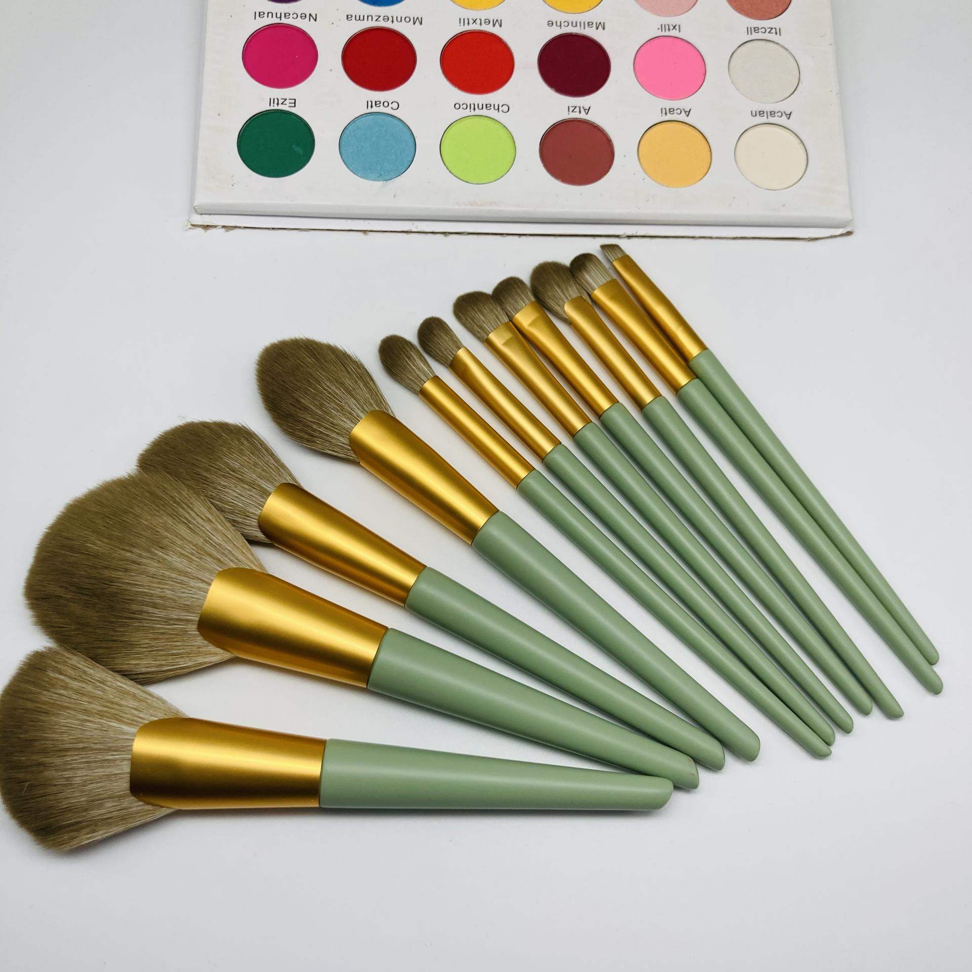 Makeup brushes set tools wholesale private label quality makeup brushes private label