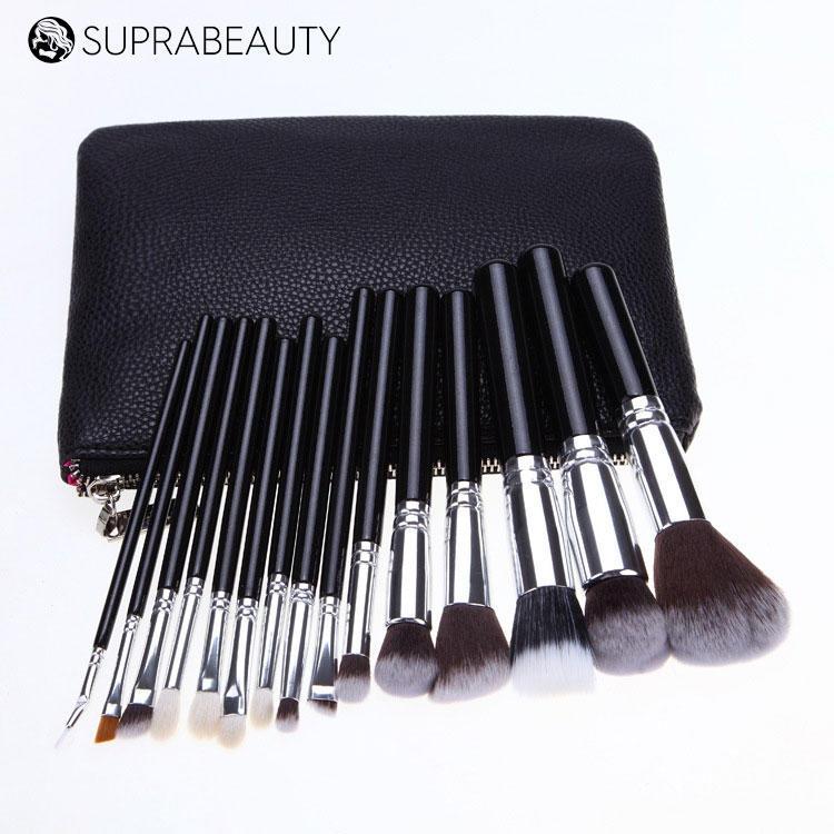 China makeup kits high quality 10pcs cruelty free private label makeup brush kit