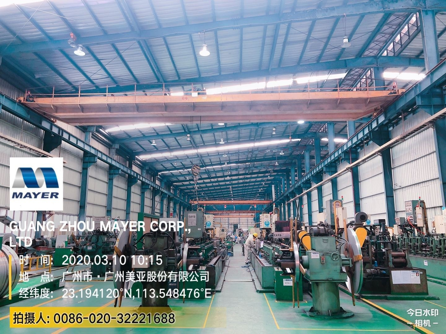 High quality no leakage risk stainless steel pipe and press tee fitting application on pine connection