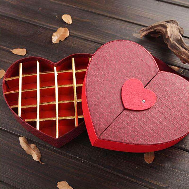 Luxury Customized Chocolate packing box with Logo