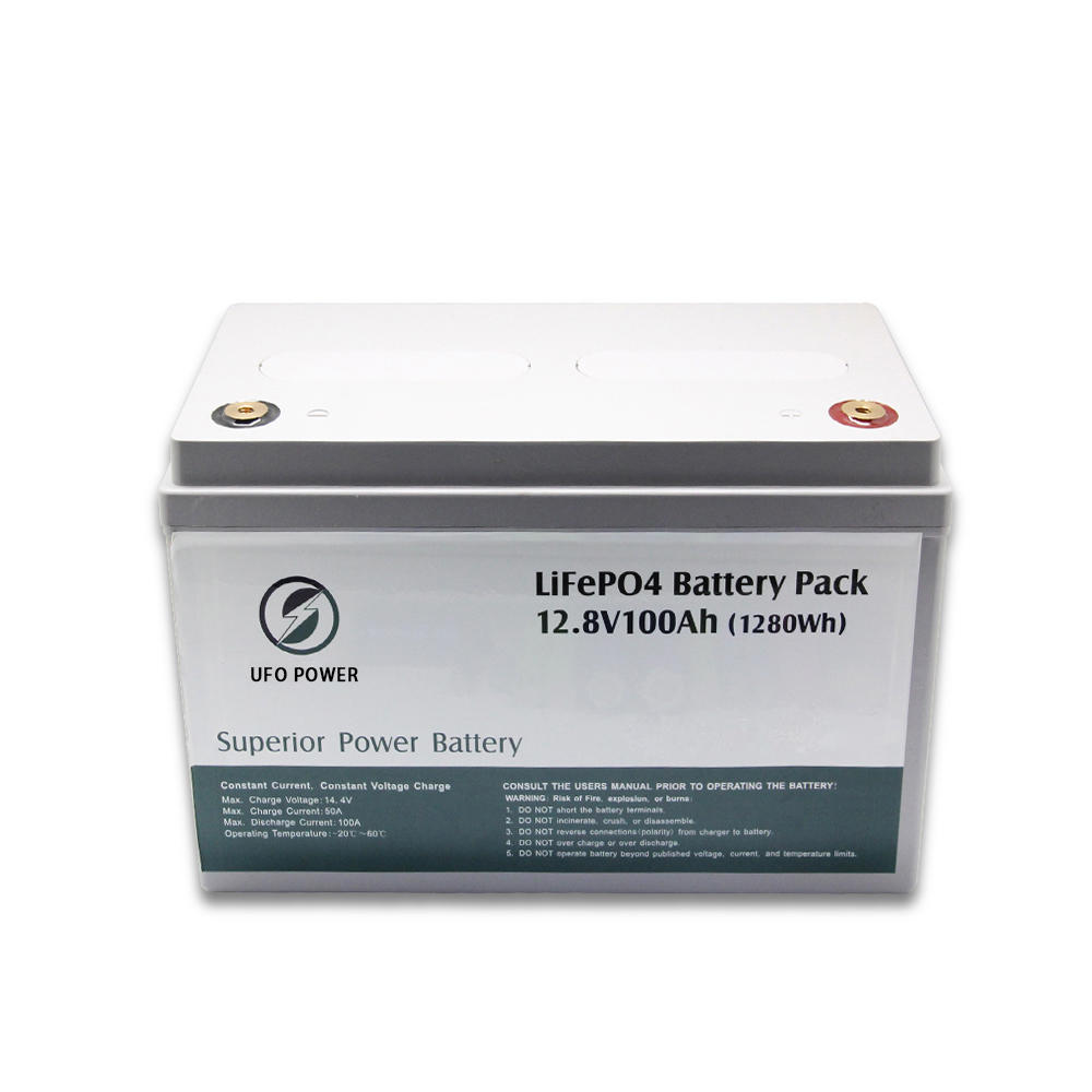 Cost-effective environmentally friendly deep cycle lithium ion 100ah solar energy storage systems battery pack