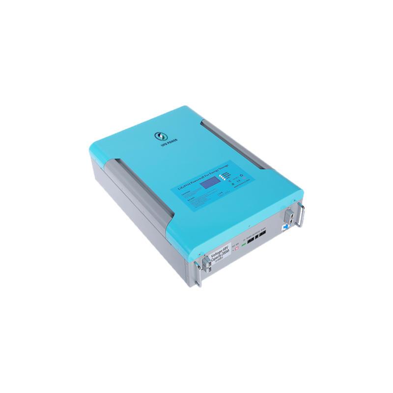 Power saving long lastingpowerwall lithium battery for solar energy storage 48v 100ah