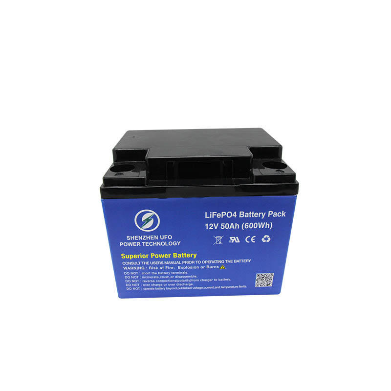 Cost-effective deep cycle lithium ion 50ah solar energy storage systems battery pack