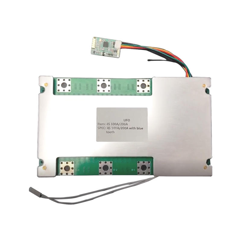 UFO Bluetooth Series LiFePO4 Battery12V 100Ah 200Ah Lithium battery support hardware &software BMS