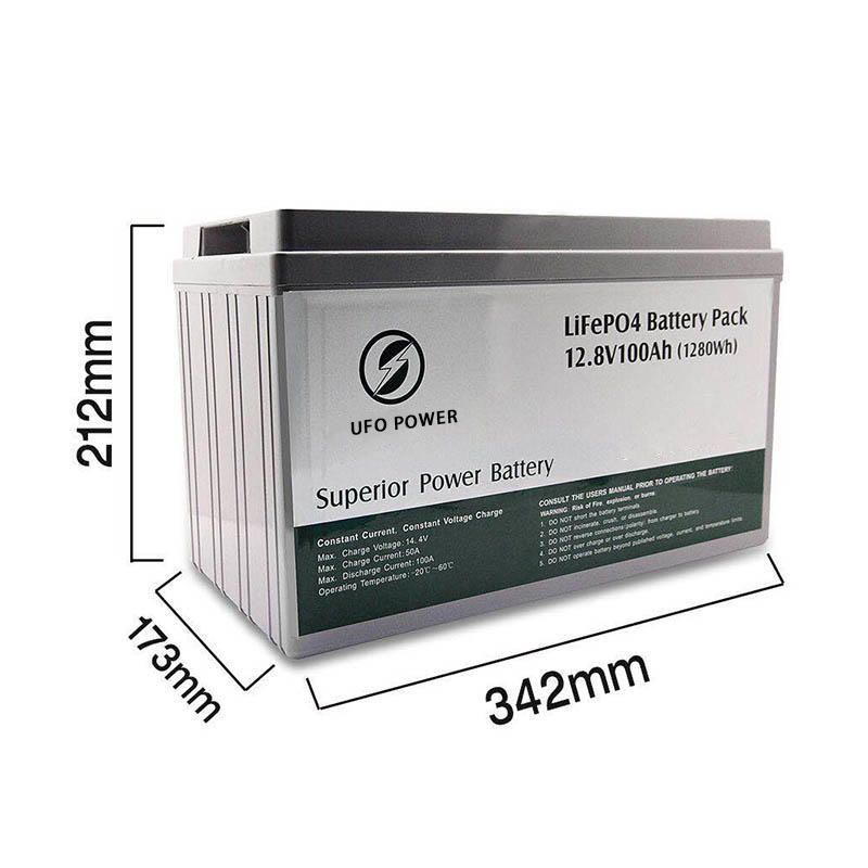 2020 new style sustainable deep cycle lithium ion 100ah solar energy storage systems battery pack