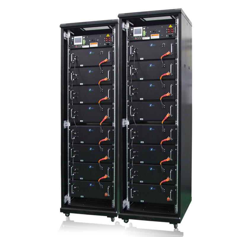 High quality 75Ah lcd display real-time monitoring black lifepo4 battery high voltage battery
