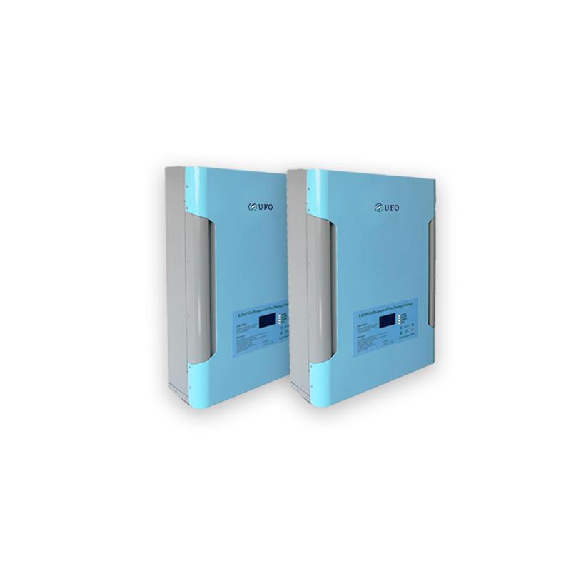 High capacity durablepowerwall lithium battery for solar energy storage 48v 100ah