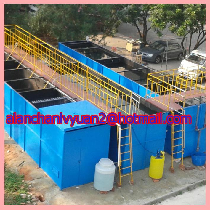 sewage reuse water /tree watering source