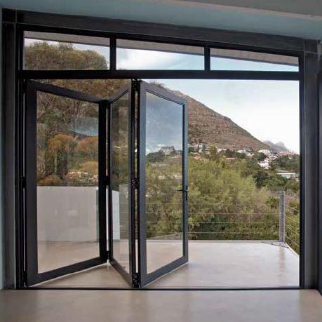 Latest New Style High Performance Aluminum Folding Door