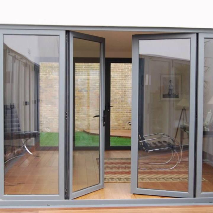 High Performance Excellent Quality High Performance Aluminum Folding Door