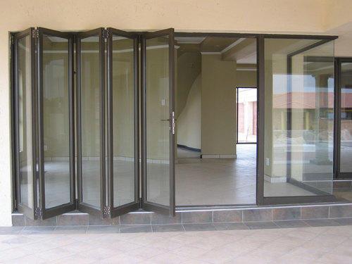 Bi Fold Door Aluminum Patio Folding Door For Hot Sales