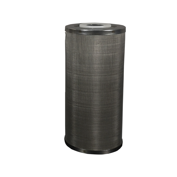 Stainless steel 304 316L powder filter 0.2 1 microns sintered porous metal filter tube for industrial oil filter equipment