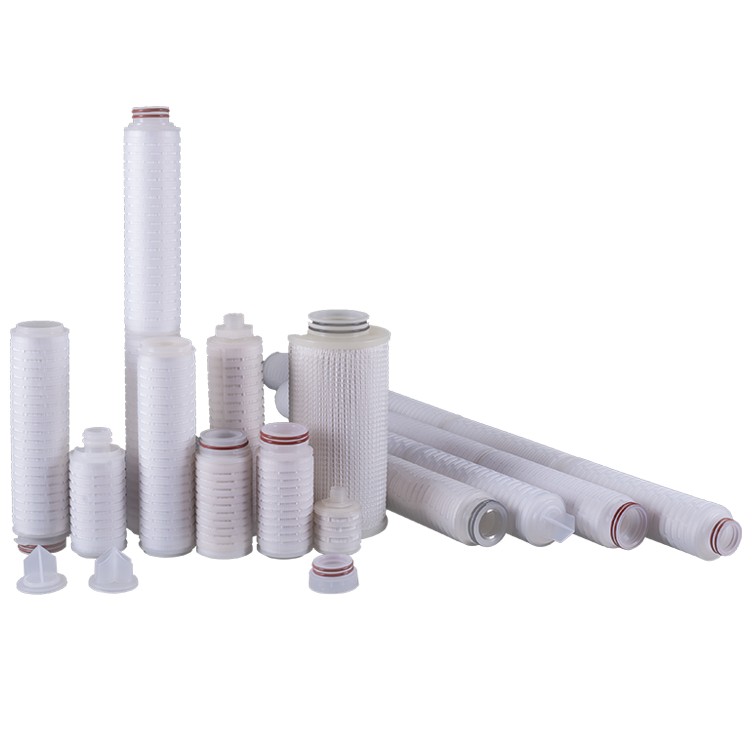 Customized size replaceable filter element 10 micron for water filters machine