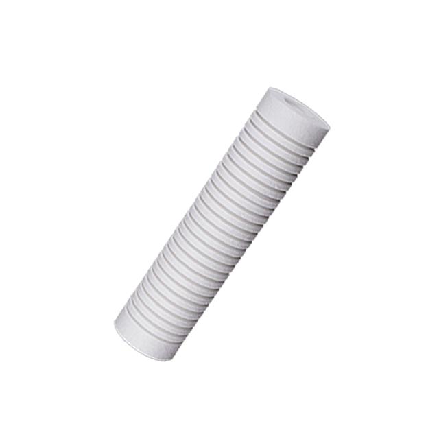 OEM 5 10 20 30 40 inch 02 micron 5 micron 10 micron cartridge filter pp spun high flow filter cartridge