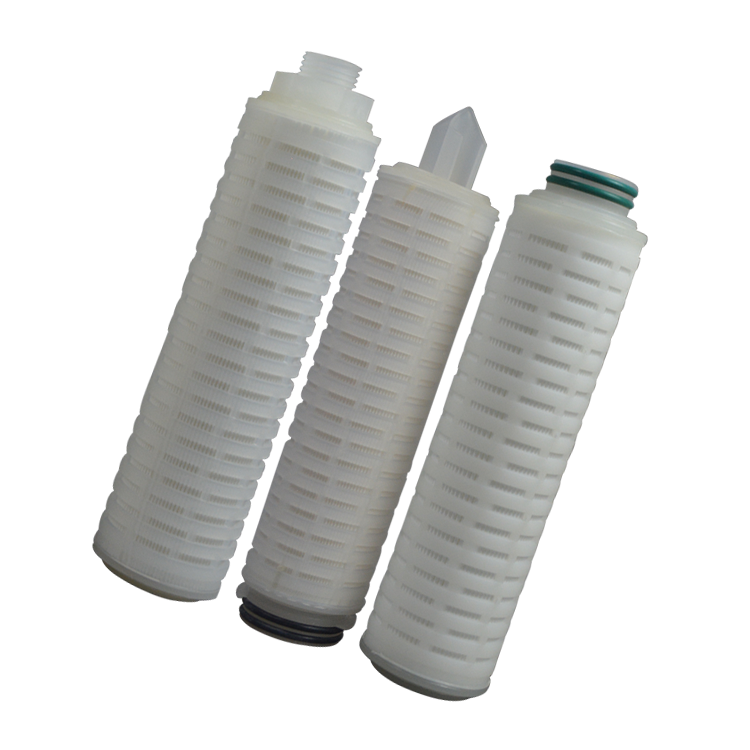 Custom size removal dust filter element of water purifier for condensate water