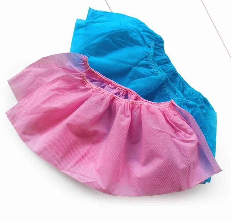 Eco-Friendly Disposable Shoes Cover PP Nonwoven Fabric
