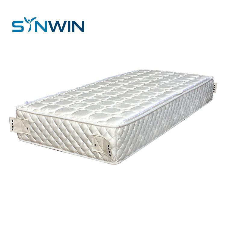 Stitching tight top Australia orthopedic pocket king size spring mattress