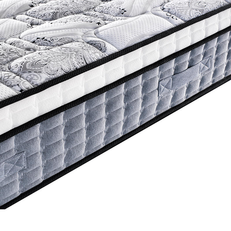 33cm latex soft queen size wholesalepocket spring mattress