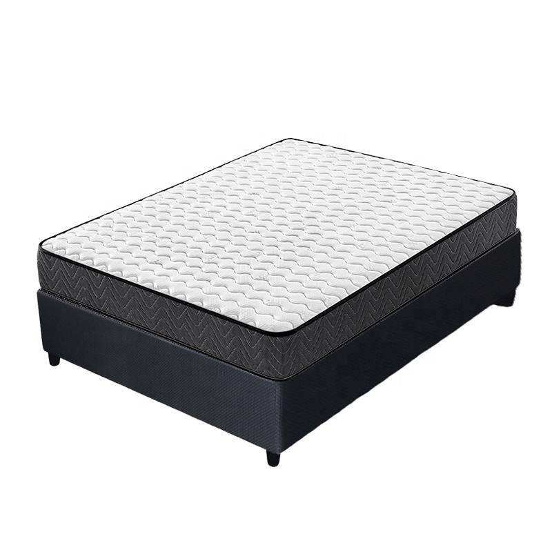 20cm economic tight top luxury pocket spring mattress