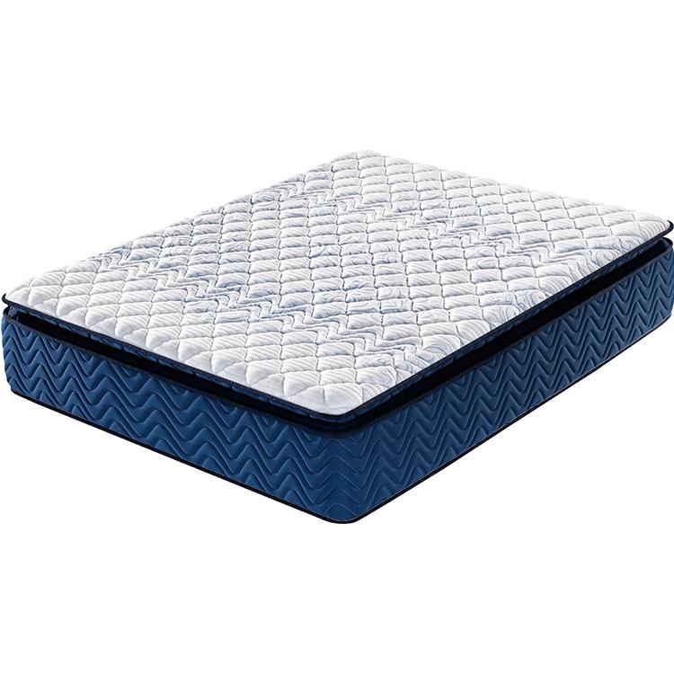 14 inch latex organic mattresses pillow top natural latex mattress china